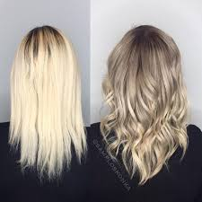 Dark Blonde To Light Blonde Ombre Best 25 Reverse Balayage Ideas On Pinterest Blond Highlights