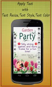 invitation maker app party invitation card maker android apps on play