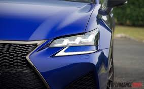 lexus gs sales figures 2016 lexus gs f review video performancedrive