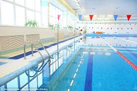 in indoor pool made employees sick cdc says daily mail online