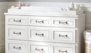 Pottery Barn Changing Table Fillmore Dresser Topper Set Pottery Barn With Changing Table