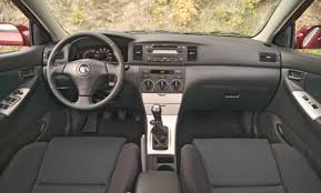 2005 toyota corolla review toyota corolla xrs review the about cars