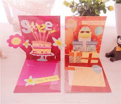 40cards 40kraft envelopes creative 3d folding handmade greeting