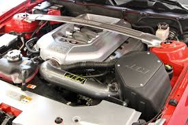 ford mustang cold air intake aem cold air intake for 11 14 ford mustang gt photo image gallery