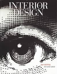 Interior Design Magazines The Alpha Workshops Interior Design Magazine U2013 Fall Market Tabloid