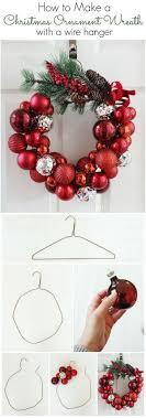 best 25 ornament wreath ideas on wreaths