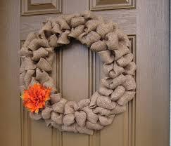 thanksgiving wreaths diy exterior amazing autumn wreaths design ideas with orange flower
