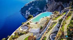 Map Of Amalfi Coast The Glorious Amalfi Coast Infinity Poolside Terrace Of The