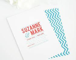 Design Card Wedding Invitation Chevron Wedding Invitations Contemporary Wedding Invitations