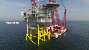 gemini offshore wind park offshore high voltage substations