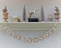 French Christmas Decorations French Christmas Etsy