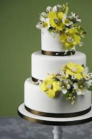 evening primrose wedding cake cakes