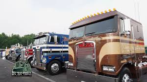 kenworth shop the 75 chrome shop 2016 truck show competitors youtube