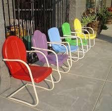 best 25 metal lawn chairs ideas on pinterest vintage metal