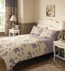 vintage floral polka dot bedding duvet cover poly cotton quilt