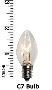 c7 light bulb c7 twinkle clear light bulbs