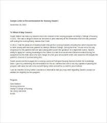 collection of solutions sample reference letter for student nurse