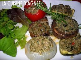 recette cuisine nicoise petits farcis niçois aux senteurs de romarin la cuisine d