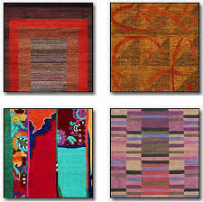 Modern Tibetan Rugs Modern Rugs From Tibet And Nepal By Accent On Rugs Of Los Gatos