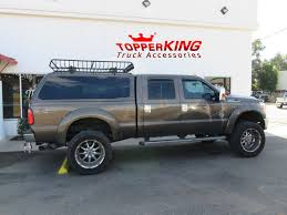 Ford F250 Truck Cover - ford f250 ready for rugged outdoor fun topperking topperking
