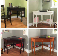 Small Black Corner Desk Corner Desk Ebay