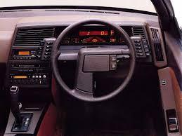1992 subaru loyale interior curbside classic subaru xt6 u2013 outcast in the speciality coupe group