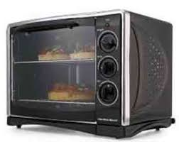 Hamilton Beach 6 Slice Toaster Oven Review Hamilton Beach Toaster Ovens
