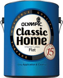 olympic home interior paint