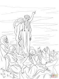 prophet ezekiel coloring page free printable coloring pages