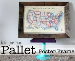 hang your favorites with these 22 diy poster frames