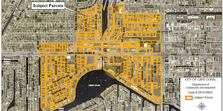 Map Of Cape Coral Florida by Cape Coral Adopts Future Land Use For Bimini Basin