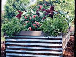 easy affordable raised bed southern living