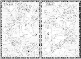 Full World Map Game Of Thrones by The Maps Of A Song Of Ice And Fire A Game Of Thrones Atlas Of