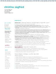 100 best resume format for teachers resume format font