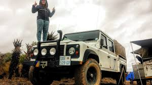 lexus v8 cape town i got a land rover defender 130 v8 youtube