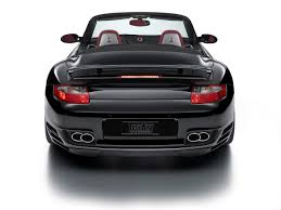 porsche turbo convertible 2008 techart porsche 911 turbo cabriolet rear 1280x960 wallpaper