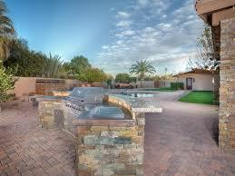 hacienda lux 5 bdrm in scottsdale huge backyard w pool spa