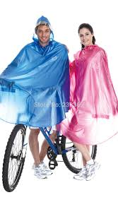 raincoat for bike riders vizor raincape transparent plastic vintage hooded fashion cape