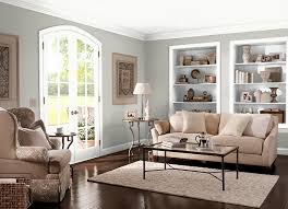 graceful gray behr the color for living and dining rooms with