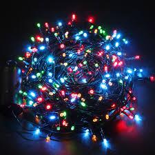 led multi color christmas lights christmas lights decoration