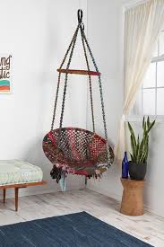 Swing Indoor Chair Bedroom Furniture Outdoor Hammock White Cozy Bedroom The Ideas
