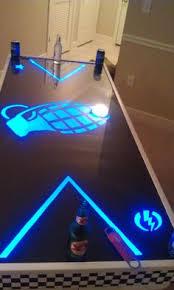 beer die table for sale light up musical beer pong table beer pong tables beer pong and