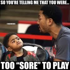 Derrick Rose Meme - rt nbamemes derrick rose s son be like http nbafunnymeme