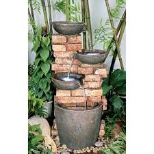 garden bricks design home outdoor decoration
