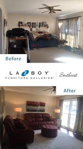 7 la z boy interior design before u0026 after pictures