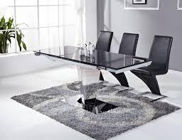 table de cuisine design table de salle a manger moderne beau beautiful chaise de salle a
