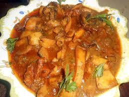 cuisiner des seiches recette de seiche au curry