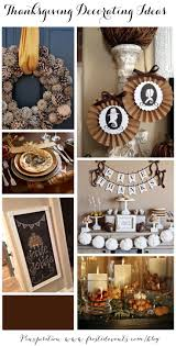 thanksgiving decorating ideas u2013 tablescapes centerpieces and home