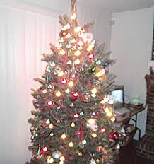 o christmas tree glee christmas lights decoration