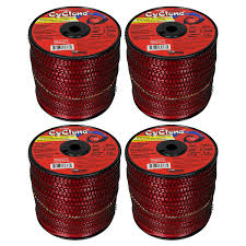 amazon com cyclone 105 inch 3 pound spool commercial grade 6